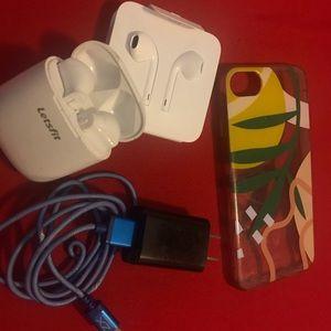 iPhone accessory bundle! iPhone 6s case